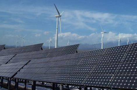 风光互补供电系统推动绿色新能源发展