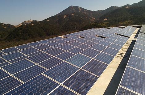 华通远航告诉您太阳能发电系统的组成部分及影响因素