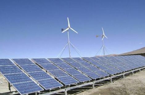 风光互补发电系统的组成和优点