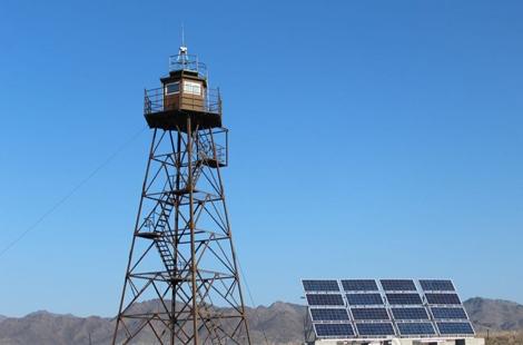 【起底】 边防数字化野外检测监控 太阳能供电系统