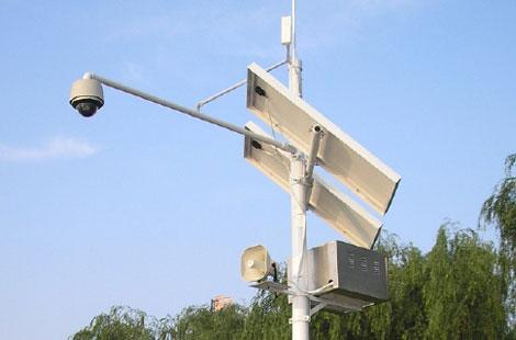 """什么太阳能锂电监控系统?给农田监控一双""""眼睛"""""""