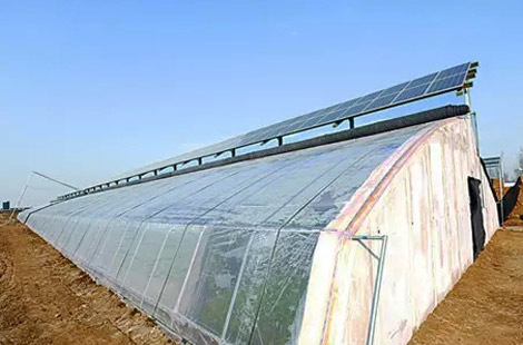 华通远航告诉您,光伏太阳能发电在大棚上的应用