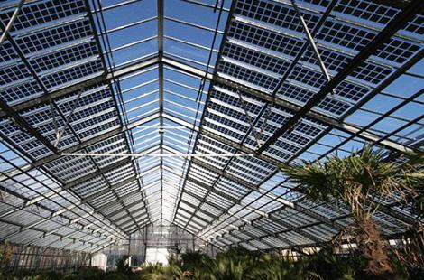 太阳能供电行家解析:光伏太阳能温室的优点