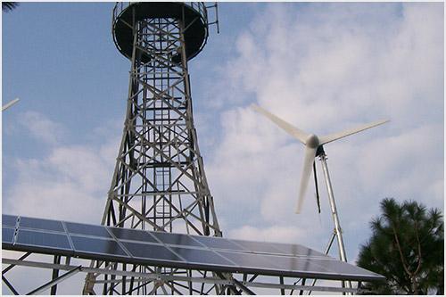 风光互补供电系统设计  要考虑怎样的负荷与品牌