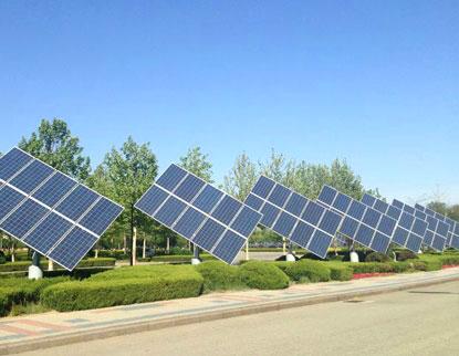 太阳能+市电供电