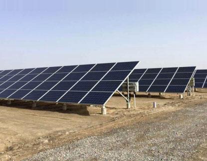 太阳能并网发电