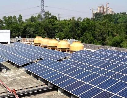 屋顶分布式电站