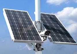 太阳能供电物联网平台