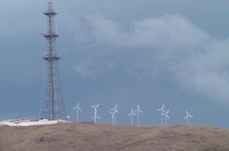 华通远航能源发电携中国电信入户阿尔及利亚