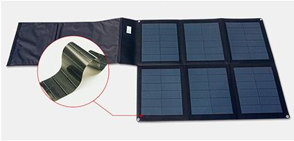 部队野营野外勘察野外拉练专用折叠式可移动电源