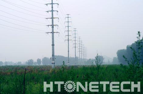 256套线路防外力破坏,智能视频监控太阳能供电系统成功上岗