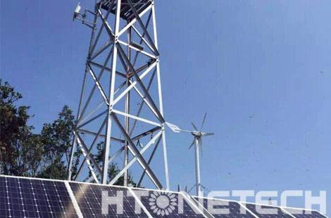 好的风光互补铁塔供电系统,少不了这一点