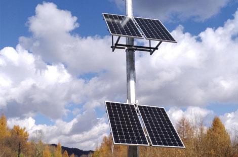 【磨盘山】青山绿水之间,有光伏供电监控系统相伴