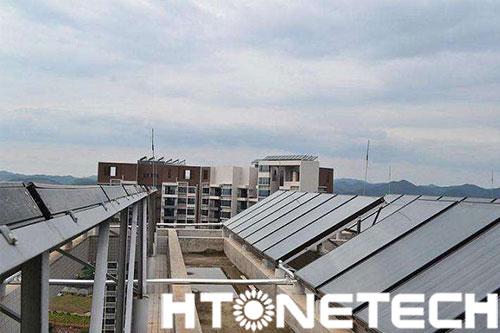 24小时太阳能热水系统践行新节能主义