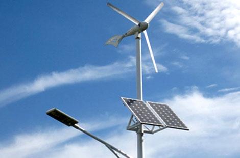 这套安全稳定的风光互补供电系统,助森防一臂之力