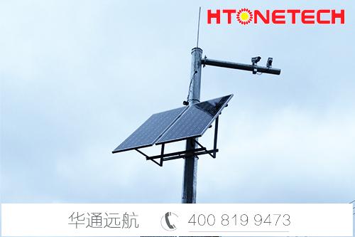 【华通远航】吉林科维太阳能供电项目回访