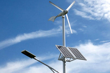 【华通远航】风光互补供电系统在水利监控的应用