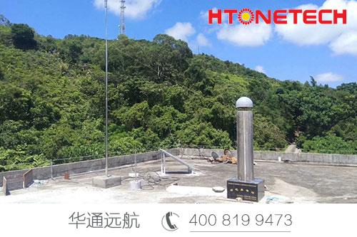 珠海【北斗卫星基准站】太阳能供电项目