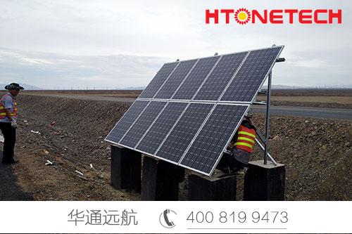 【风光互补】连霍高速吐鲁番小草湖项目