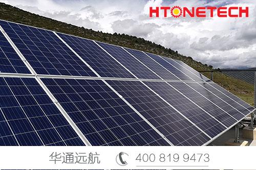 云南香格里拉自来水厂【离网电站】供电项目
