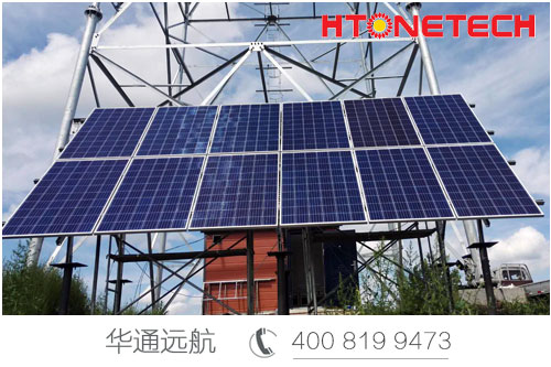 【每日案例】北京无人值守卫星通信站,也能全年24小时不断电!