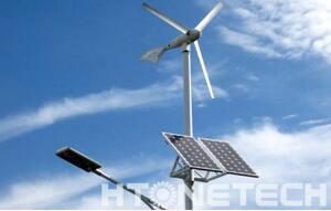 风光互补供电系统国内案例分享