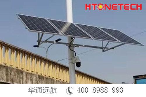 华通远航视频监控供电系统亮相上海浦东国际机场