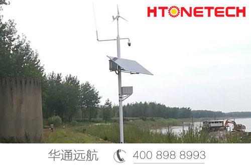 水库河道管理难?监控太阳能发电系统更给力~