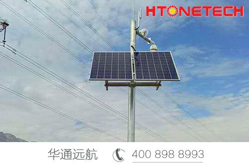 北京国网输电线路在线监测系统项目【太阳能供电系统】