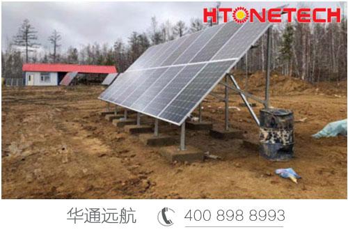 华通远航 | 携手北京航天控制仪器研究所打造极寒基站项目