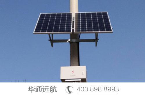【华通远航】天津国网光伏发电监控系统安装