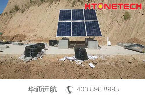 【华通远航】2018年山西石楼西区块采气平台项目太阳能供电系统