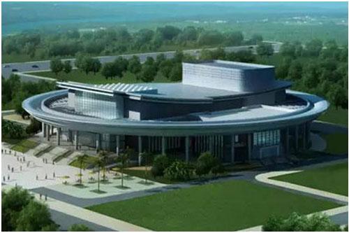 援越友谊宫项目太阳能光伏发电站——华通远航
