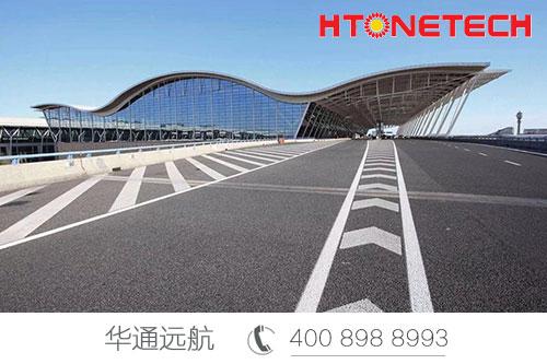 """【华通远航】太阳能供电视频监控助力上海浦东国际机场""""起飞"""""""