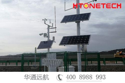 甘肃PM2.5气象环境监测风光互补供电