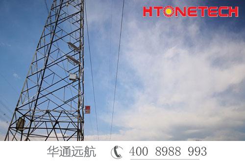 电力物联网||华通远航中山国网输电线路视频监控项目