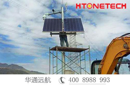 宁夏||水资源监控供电项目为石嘴山第四水源地助力