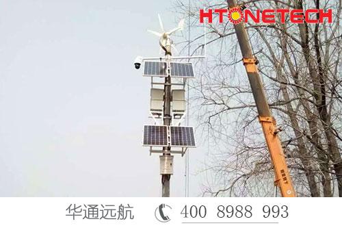安徽  六安淠河河道监控供电项目