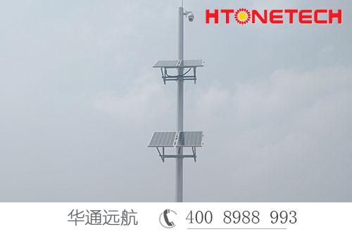 安徽高速数字化一期监控太阳能供电