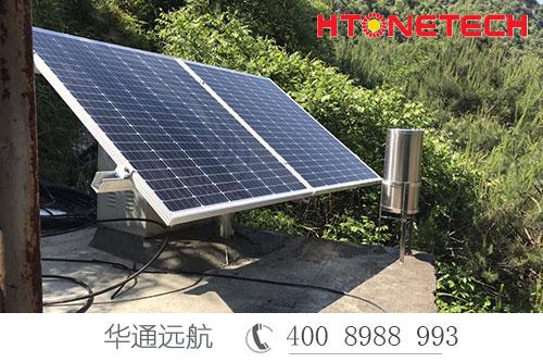 浙江  宁海县水库监控供电一站式太阳能供电系统