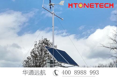 广西智慧景区安防监控太阳能供电系统