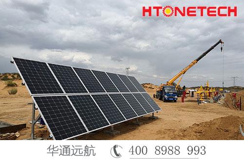内蒙||苏里格南区长庆石油油田信息化建设供电