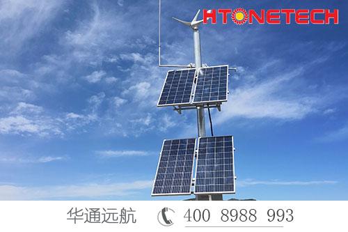 内蒙古柴河固里国家湿地公园湿地保护监控供电