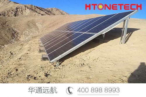 石油化联网 | 华通远航油田信息化建设供电系统