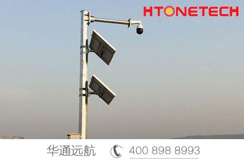 未来可期 | 华通远航智能治安监控供电系统超给力~