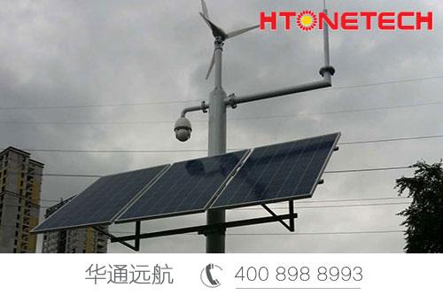视频远程无线监控太阳能供电-助力石油智慧管道建设