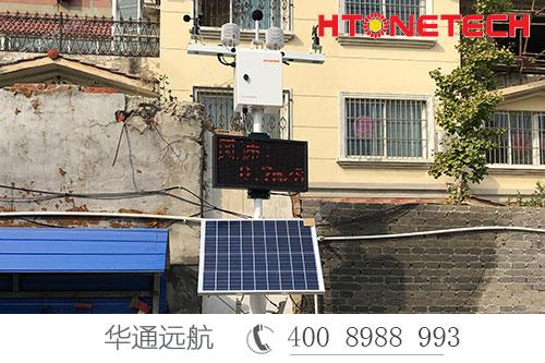 河北||太阳能扬尘在线监测系统——智能科技改变生活