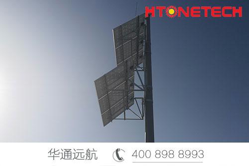 【华通远航】乌鲁木齐至大黄山高速公路监控太阳能供电系统