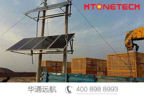 安利|华通远航智能油田油井远程监控系统解决方案