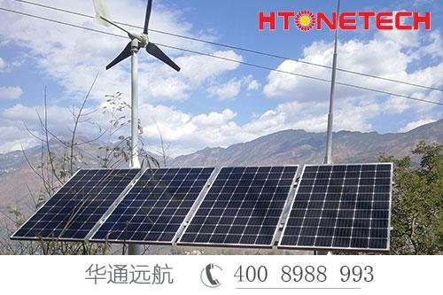四川省宁南县||风光互补供电系统之白鹤滩移民监控